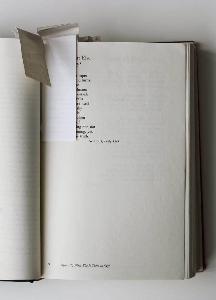Ginsberg Poem, 2015