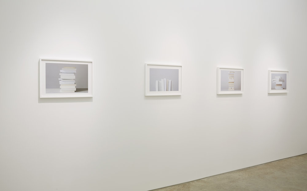 Mary Ellen Bartley: Paperbacks, Yancey Richardson Gallery, New York, 2014