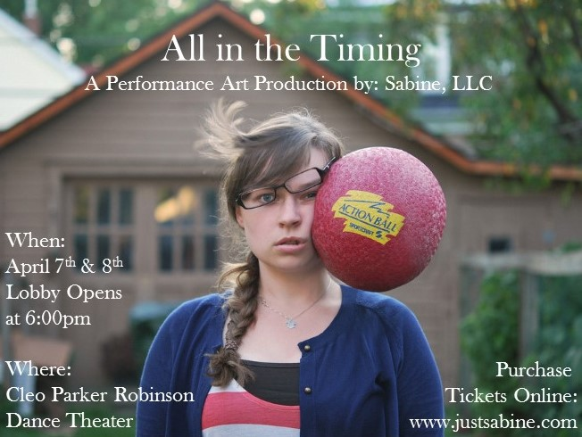 All In the Timing - Sabine Promo - All Words.jpg