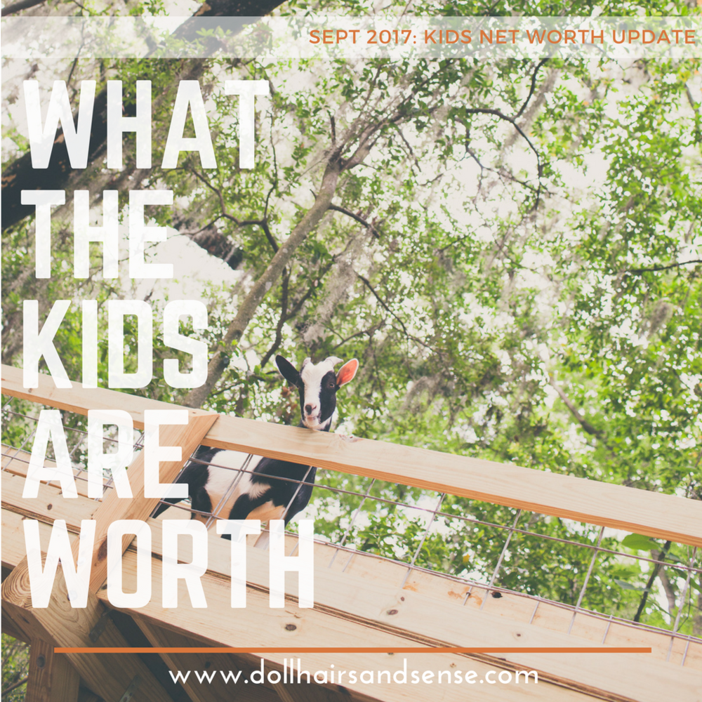 What the kids are worth sept 2017
