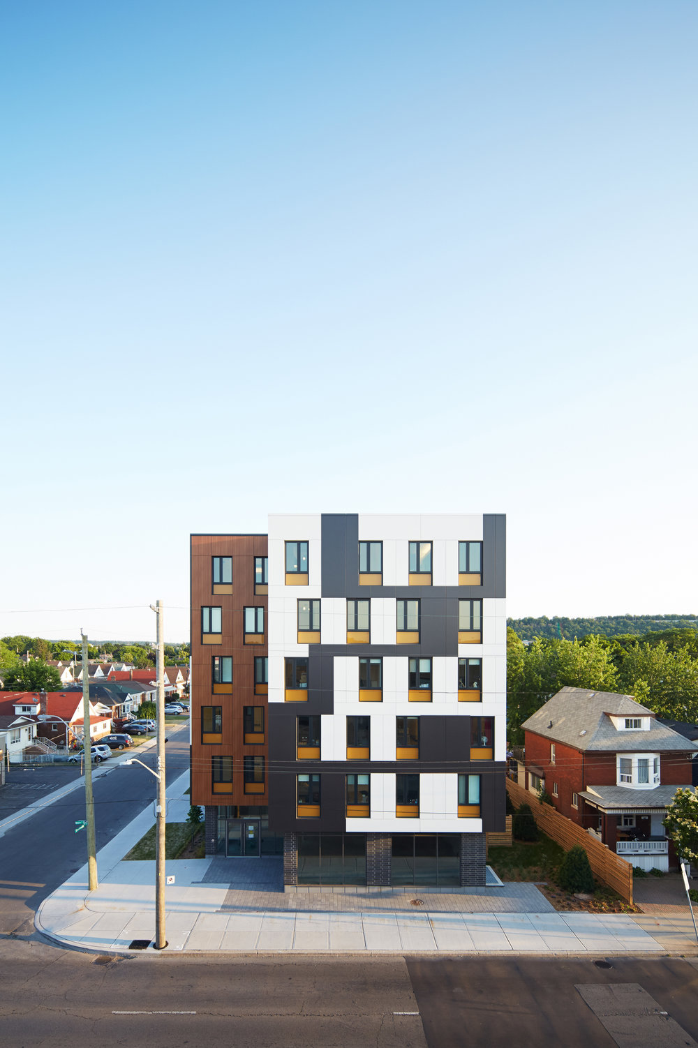 - The Commons is a unique social enterprise innovated by Indwell, an innovator in affordable housing.