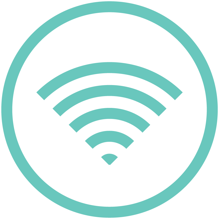 HIGH-SPEED INTERNET AND WIFI