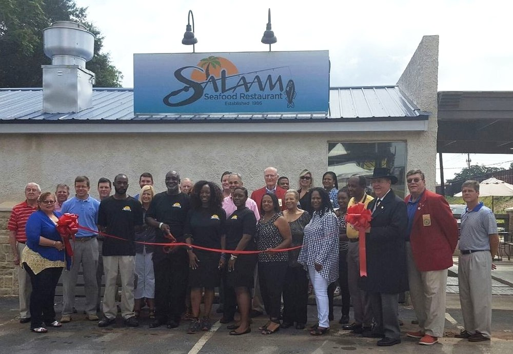 Thank you to the Griffin Spalding Chamber of Commerce for helping us celebrate 30 years of business with a ribbon cutting