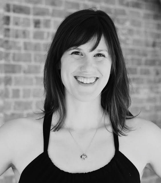 JEN BLEIER - is an educator, theatre practitioner and traveler.Jen finds joy and playfulness in movement and hopes you will too! Her teaching style is student-centered, intuitive and clear. She honors that coming to class is a radical act of self-care and strives to provide a space for people to re-center, explore and safely challenge what is possible.
