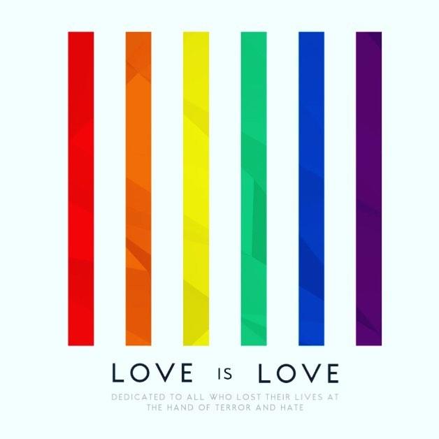 #loveislove #pride