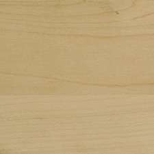 "Hard Maple - Hard Maple is considered our stain grade Maple, because it is more consistent in color than its ""cousin,"" Soft Maple. The wood is characterized as dense, and light in color. Similar to our Soft Maple, Hard Maple is a fine textured and close grained wood that does not require filling."