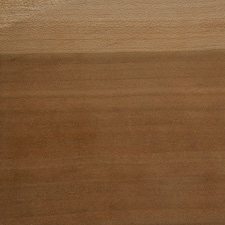 Cherry - Cherry wood is moderately heavy, hard, and strong, and it also machines and sands to glass-like smoothness. Because of this, Cherry finishes beautifully. The heartwood in Cherry is red in color, and the sapwood is light pink. Components made of Cherry generally consist of approximately 25% sapwood and 75% heartwood.