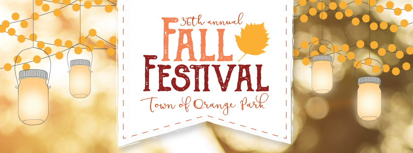 When: October 20-21, 2018  Where: 2042 Park Avenue, Orange Park, Florida  Clay County's largest arts and crafts festival! Over 200 food and craft vendors, two stages packed with entertainment, Inflatables, a rock wall, pony rides, an Atomic Bungee and an entire Kids Zone! I'm exhausted just reading about all of the fun stuff!