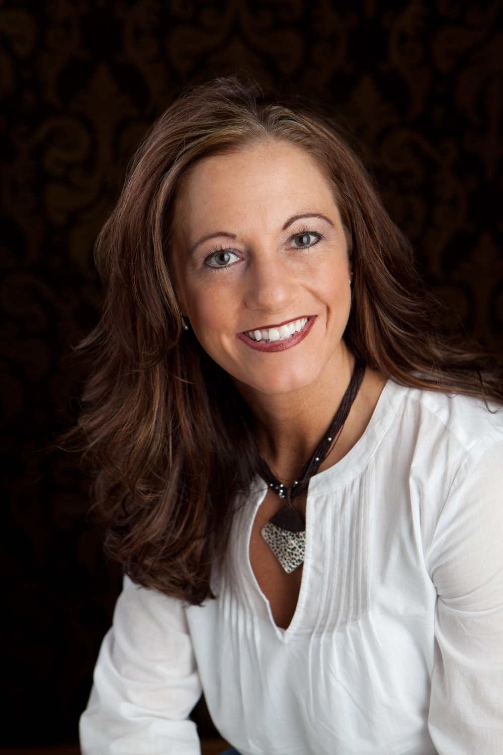 Women's Massage Therapy Headshot, women's corporate business photos