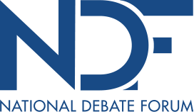 National Debate Forum