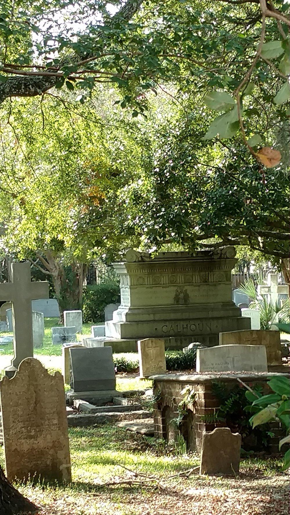 St. Philip's Graveyard & Cemetery