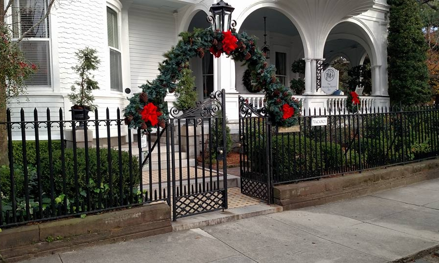 Christmas in Charleston | Two Meeting Street Inn