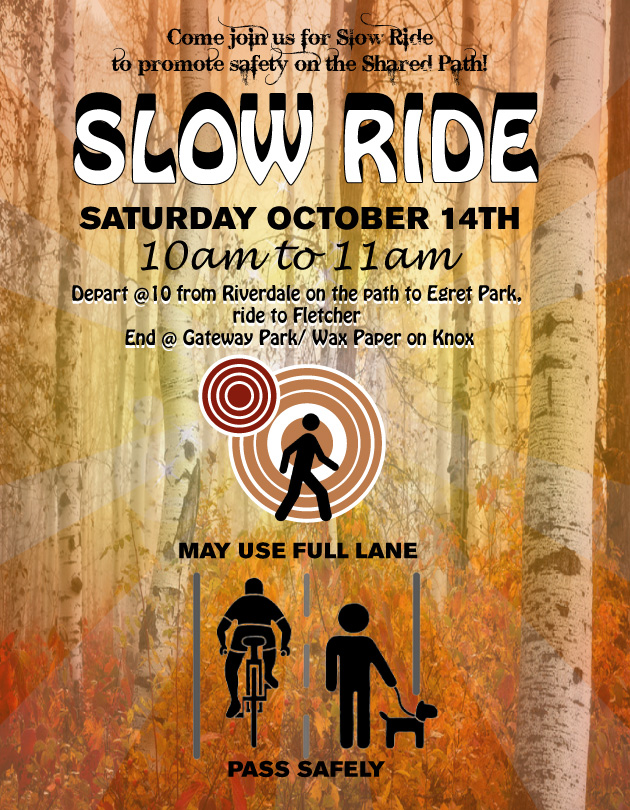 "Los Angeles  – Join us by bike or on foot, Saturday, October 14th, 2017 and the second Saturday of each month to meet your neighbors and enjoy the gritty wonders of the Los Angeles River while advocating for safe speeds and healthy air for all who use this shared path.  Riders and walkers will depart from Riverdale Ave. entrance to the Los Angeles River Path, ride south to Egret Park, head north to Fletcher, then loop back to Elysian Valley Gateway Park. Pack a picnic or grab a sandwich from Wax Paper and join us in conversation with park advocate and Elysian Valley resident Tracy Stone who has operated her business, Tracy A. Stone Architect, out of a re-purposed textile factory in Elysian Valley since 2003.  She is the founding President of the Elysian Valley Arts Collective, a local non-profit that periodically offers free art classes to the neighborhood and manages the biennial Frogtown Artwalk.    Tracy's office is located across the street from the Elysian Valley Gateway Park (owned and operated by the Mountains Recreation and Conservation Authority - MRCA).  In 2003, the park was a green oasis with two picnic tables shaded by trees.  At that time, the park was well-used by local families for parties, picnics and events. Over the years, the picnic tables were destroyed, the watering system has failed, a number of the trees dried up and died.  Tracy and her partner Allen have repeatedly contacted the MRCA to discuss options for upgrading the park, including opening it to the river, adding new benches and trees, and maintaining the vegetation. In 2014, Tracy's office submitted an entry to the NELA Riverfront Collaborative Placemaking Design Competition suggesting designs for new ceramic tile mosaic benches and a new fence along Knox that would comply with the MRCA's MOU with the Army Corps (see attached).  To date, the park continues to decline and it stands in stark contrast to the beautifully maintained Marsh Park 1 and 2.""  What can we do as a community to bring this park back to life? Share your ideas with Tracy Stone and our CD-13 Field Representative, Hector Vega. Together, we can make our park vibrant once again."