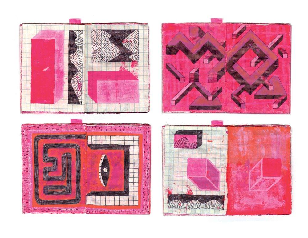 Pink Zine
