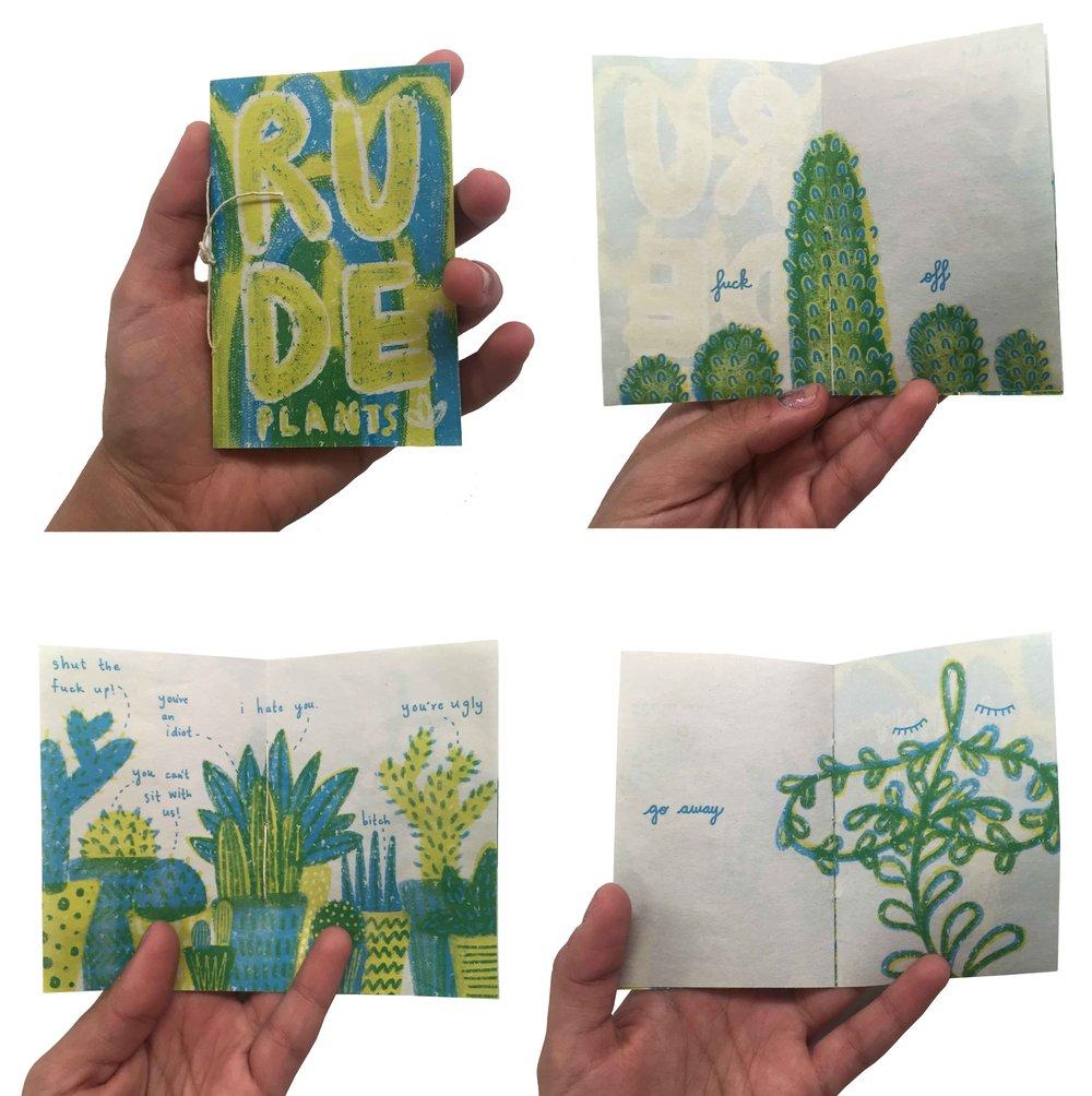 Rude Plants