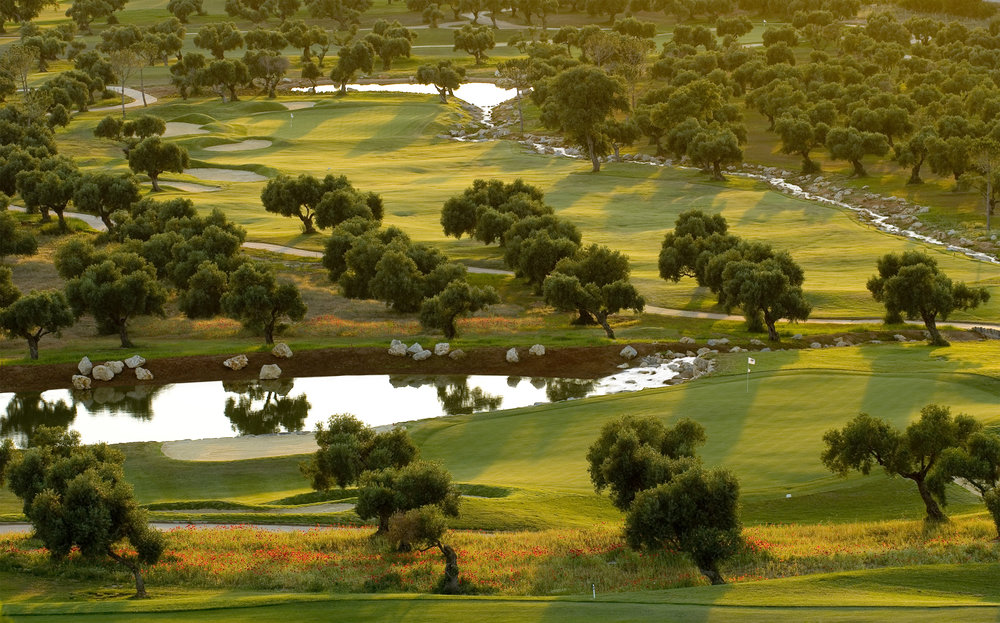 Arcos Gardens Golf Club*, Arcos de la Frontera, Spain ( Photo by Steve Uzzell )