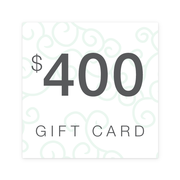 Gifts Under 400 Dollars
