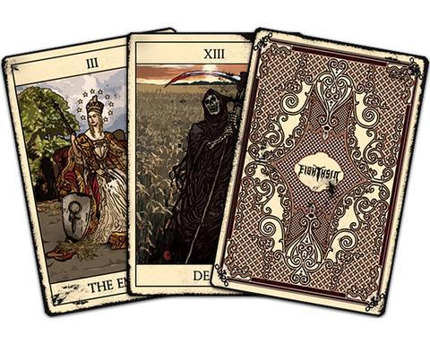 Tarot Readings by Rebecca Lien