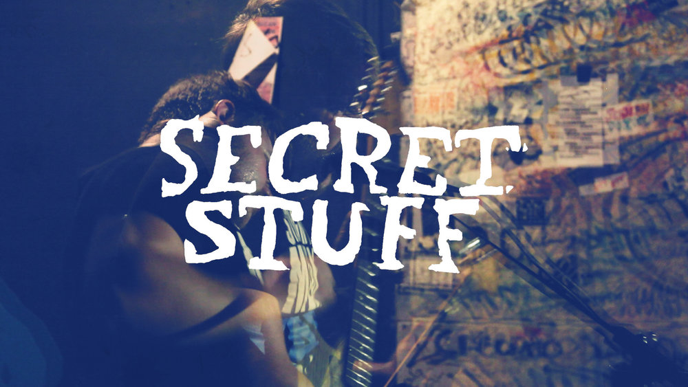 Secret Stuff - on diy and emo - Editor & Director