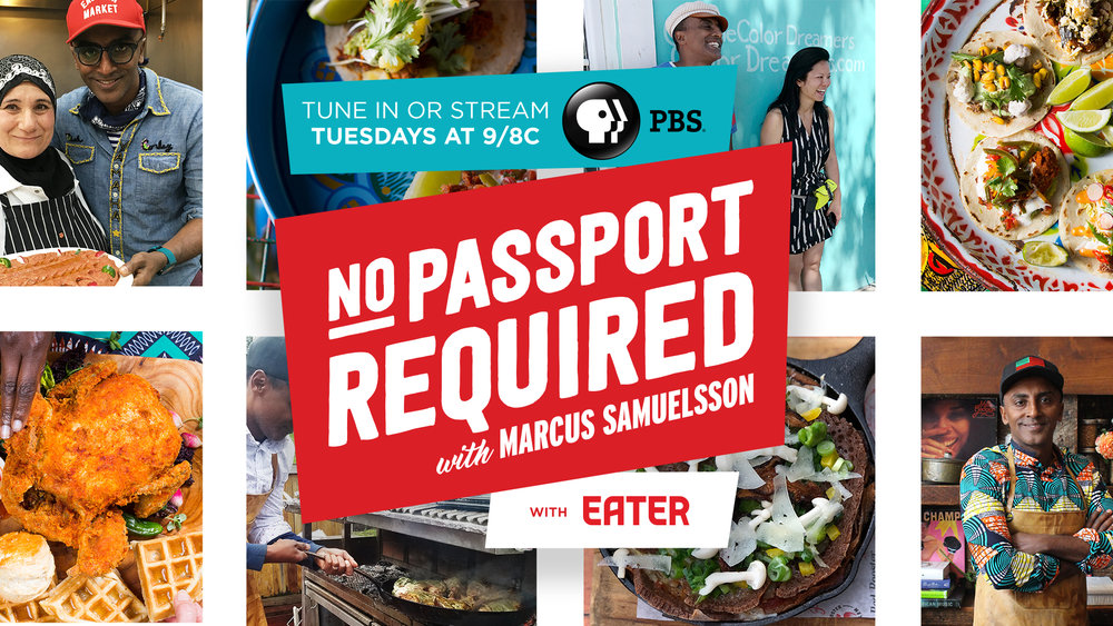 No Passport Required - Editor