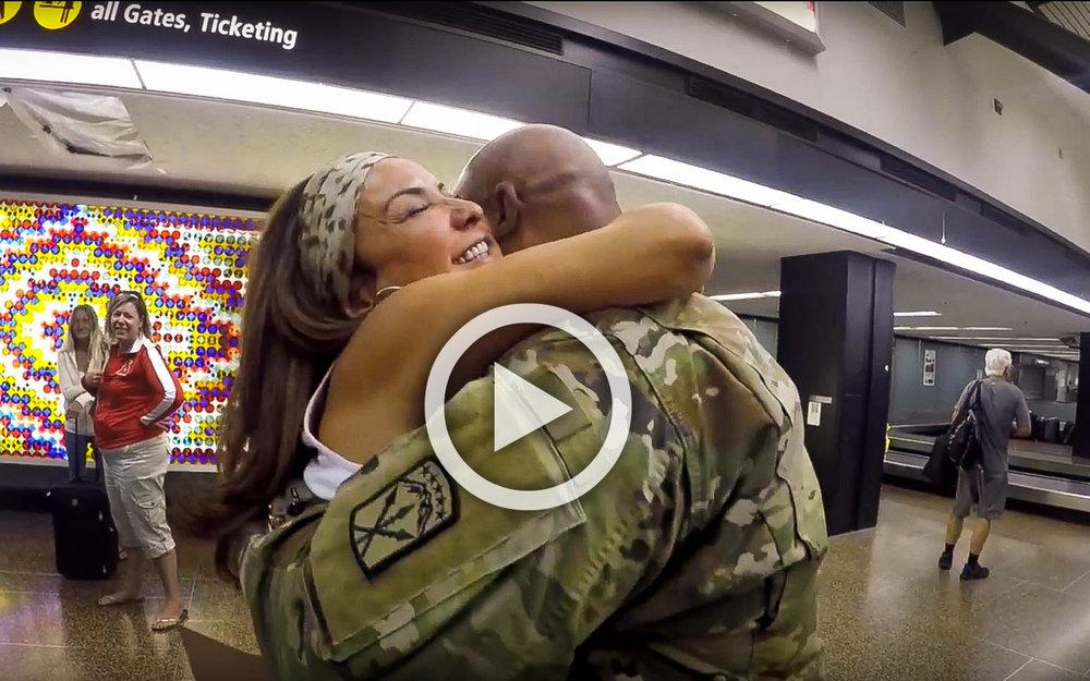 Soldier Surprise