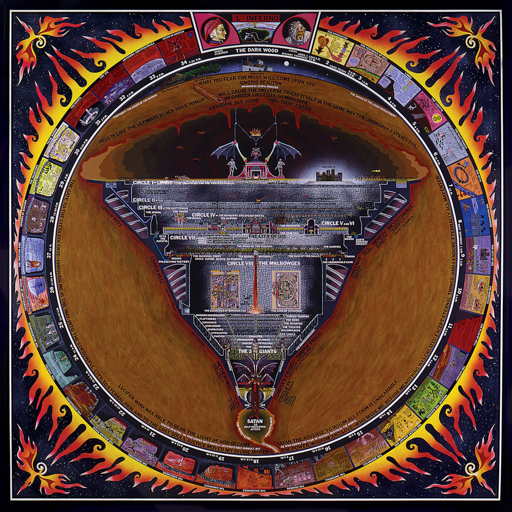 Beyond the Kitch Barrier: An Exploration of the Bauhauroque - 2008| Under/Current Magazine | Paul Laffoley