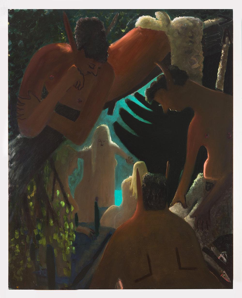 Kyle Staver at Kent Fine Art - 2016 | Huffington Post | William E. Kohler