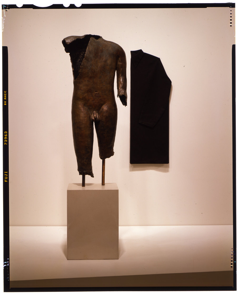 Judith Shea: Monument Statuary - 1991 | Village Voice | Peter Schjeldahl