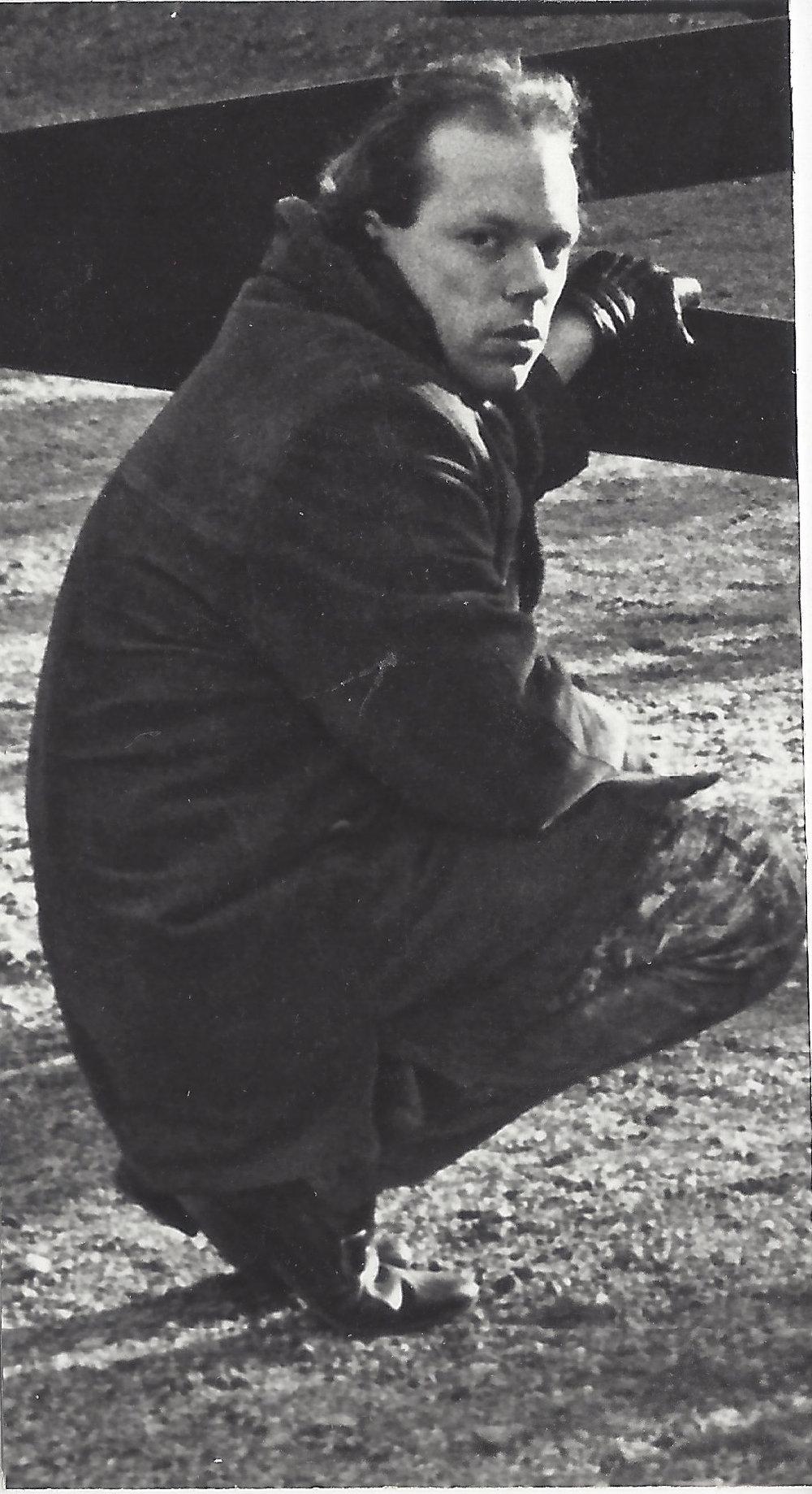 Laffoley, circa 1968
