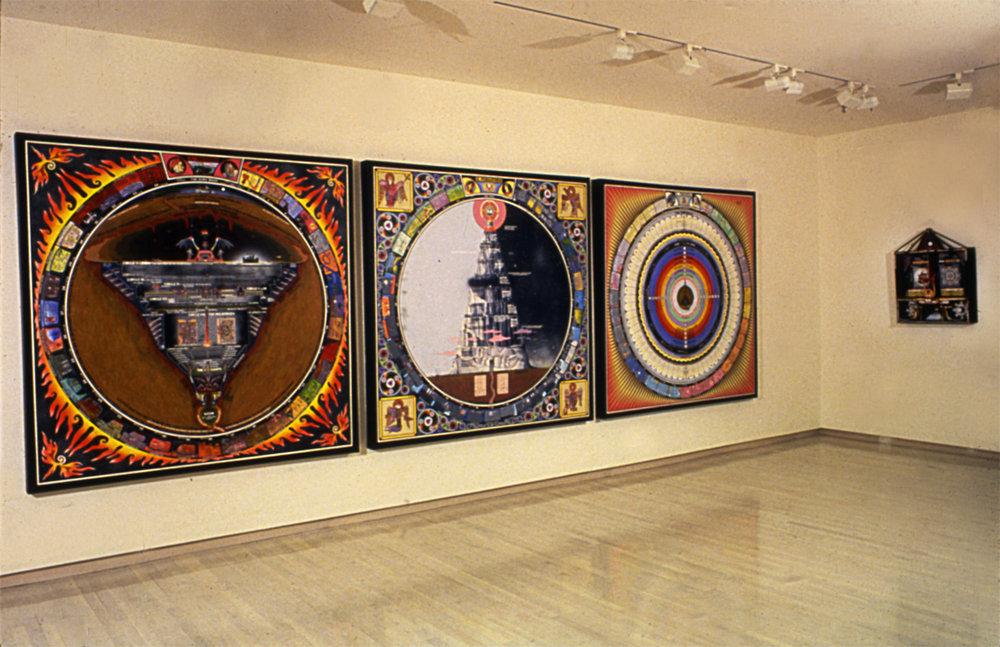 1985 Exhibition of The Divine Comedy, Stux Gallery, Boston
