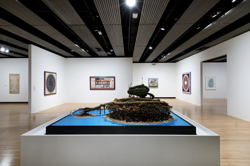 2013  Alternative Guide to the Universe, Hayward Gallery, London