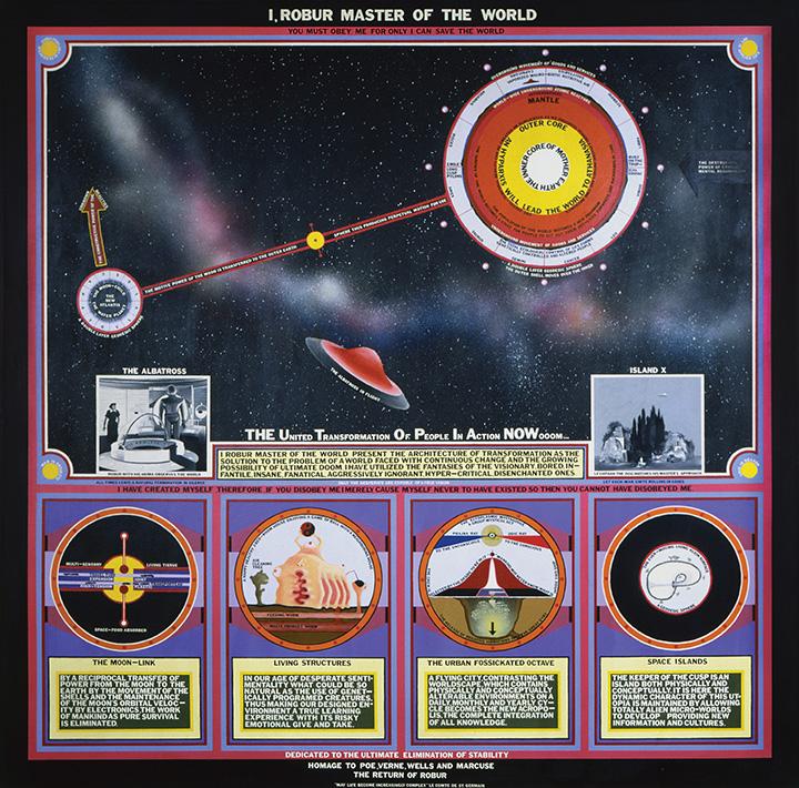 I, Robur, Master of the World (1968)
