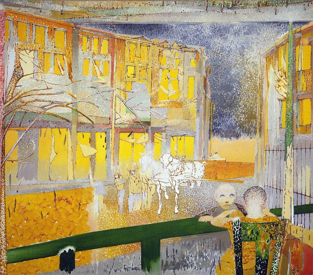 Irving Petlin (1987)