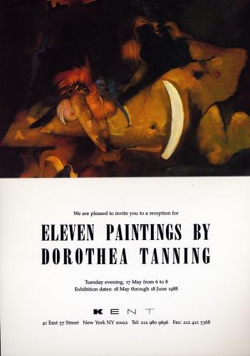 Dorothea Tanning (1988)