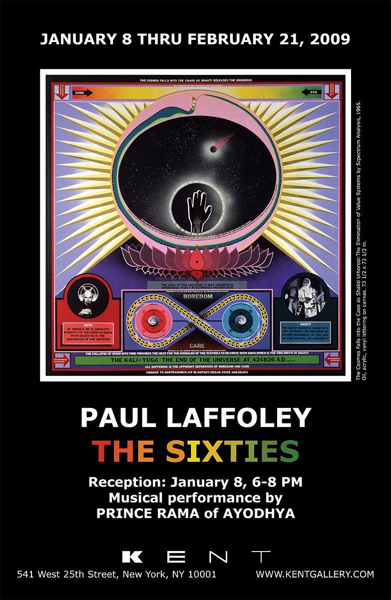 Paul Laffoley (2008)