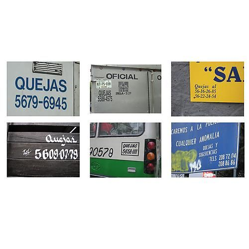Quejas (2007)