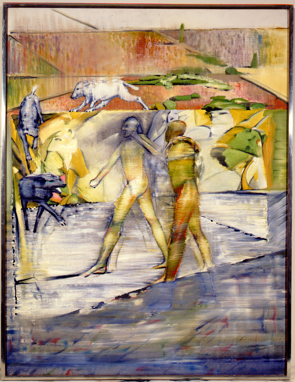 Study for the Connecticut Expulsion (1963)