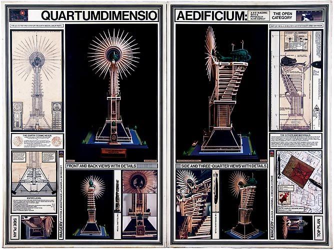 QUARTUMDIMENSIO AEDIFICIUM (1975)