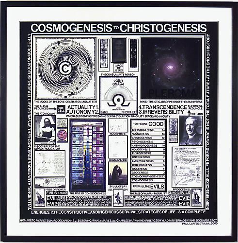 COSMOGENESIS TO CHRISTOGENESIS (2005)