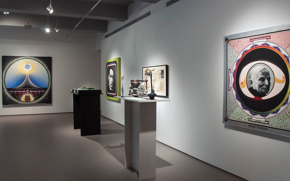 Installation view at Kent Kent Fine Art (2015)