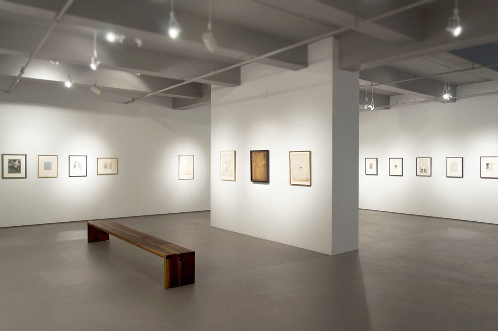Installation view at Kent Fine Art (2015)