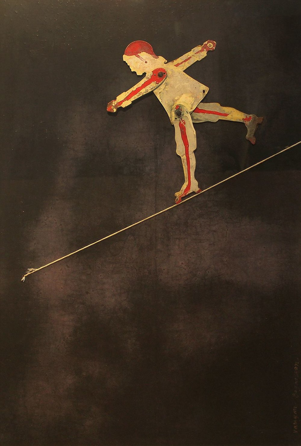 Tight Rope Walker (c. 2000)