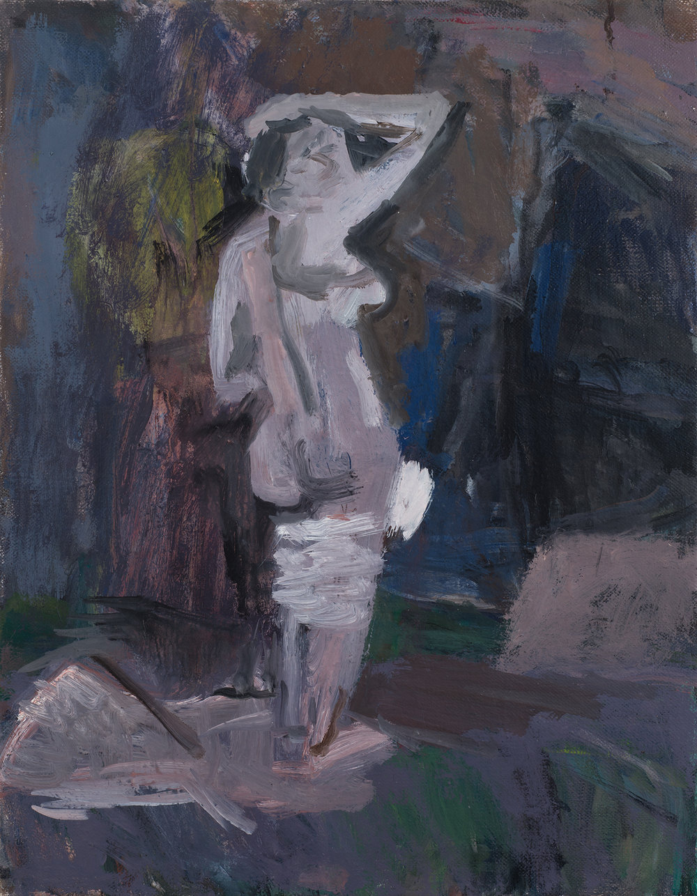 1. Bound Figure, 2016, oil on linen, 18x14 in.jpg