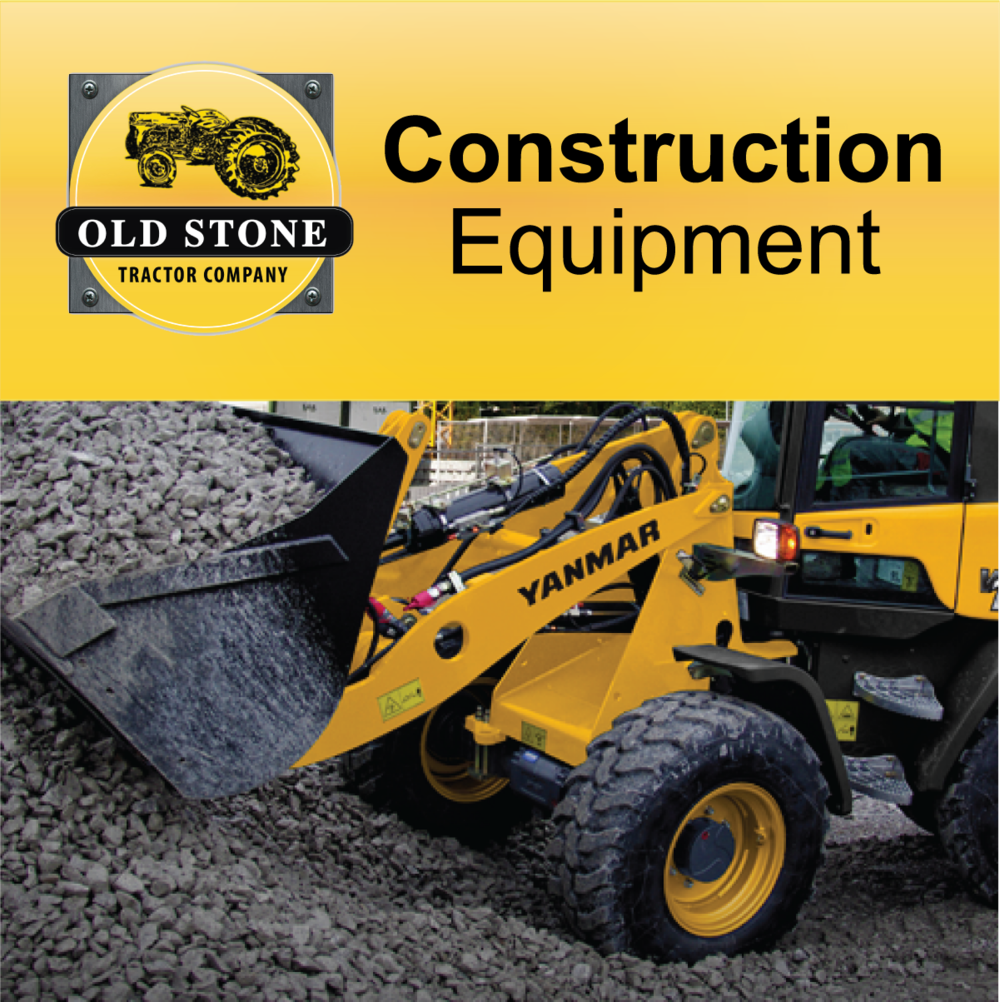 Equipment — Old Stone Tractor Company - Agriculture Equipment
