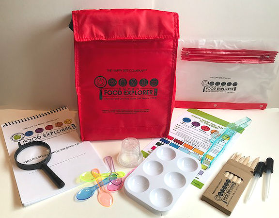 The Super Food Explorer Kit -