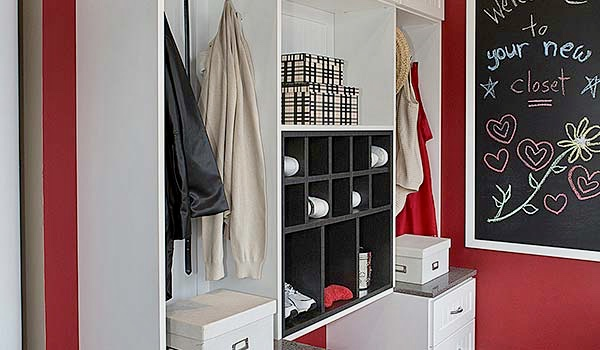 CUBBIES AND CABINETS