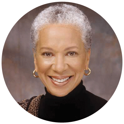 Angela Glover Blackwell   Angela Glover Blackwell is the CEO of PolicyLink, a national research and action institute advancing economic and social equity. She was previously a senior vice president at the Rockefeller Foundation, the founder of the Oakland-based Urban Strategies Council, and a partner at the public interest law firm Public Advocates. Angela serves on numerous boards, including the Children's Defense Fund and the W. Haywood Burns Institute, and she also advises the Board of Governors of the Federal Reserve as one of 15 members of its Community Advisory Council. She joined the Harlem Stage board in 2016.