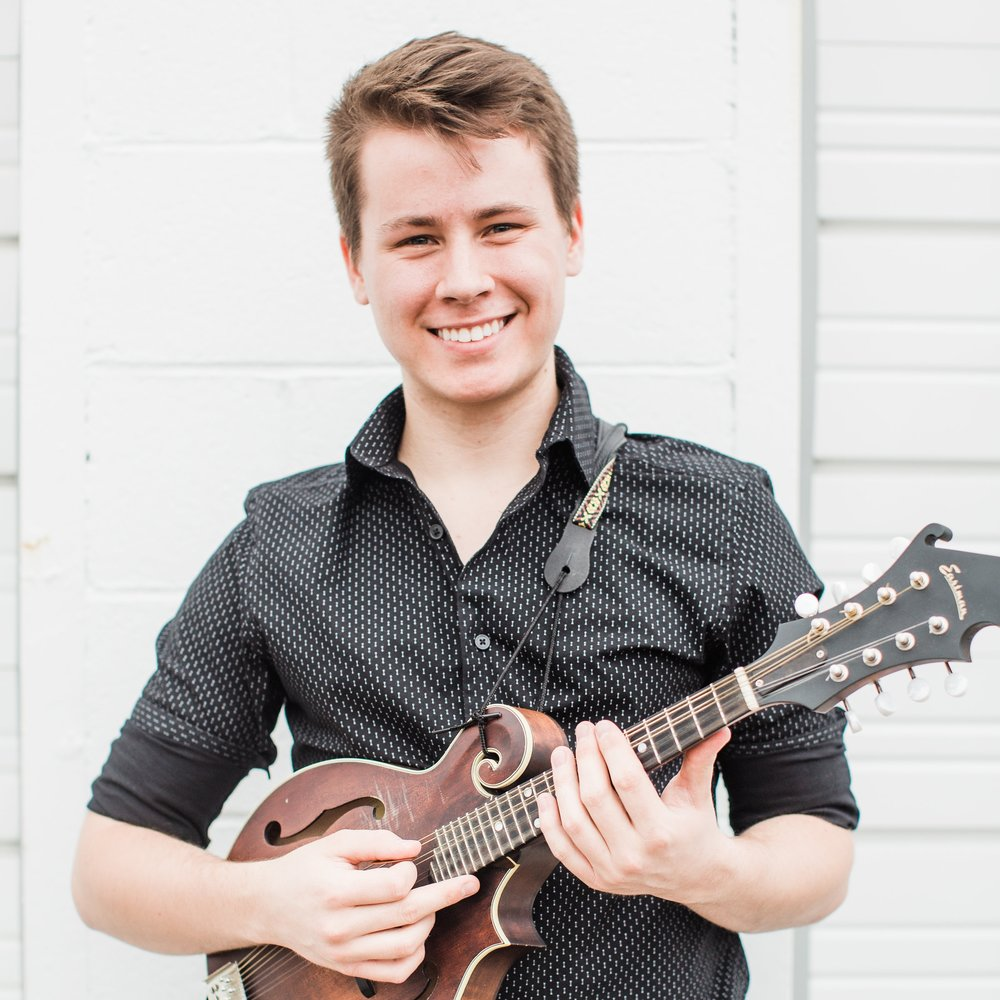 Joel Tyrone Myers: Mandolin, Fiddle