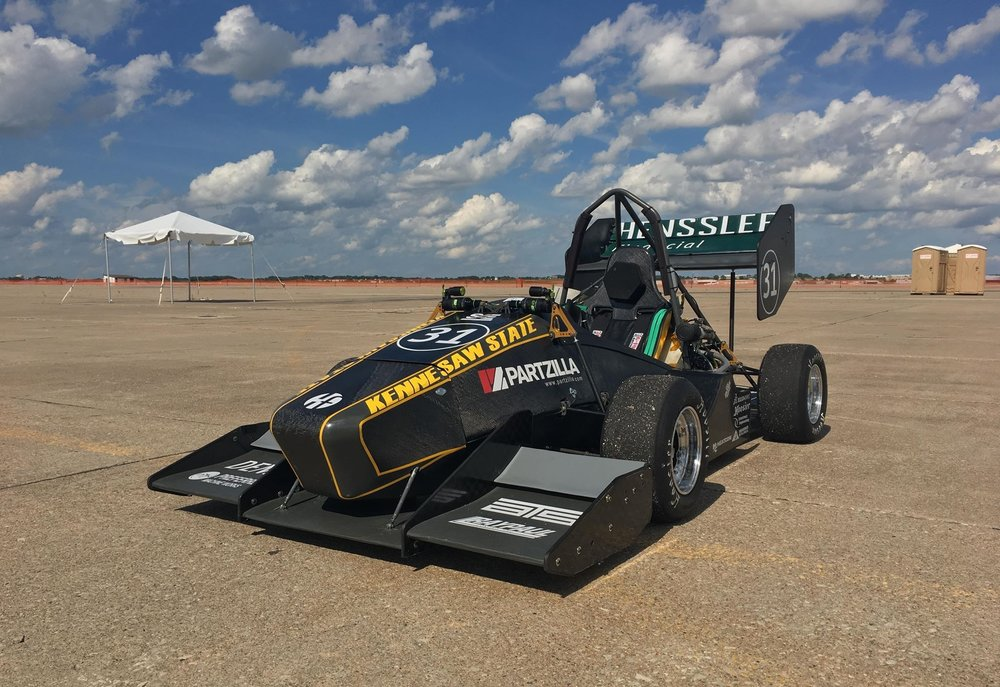 The KS-3 at FSAE Lincoln 2018