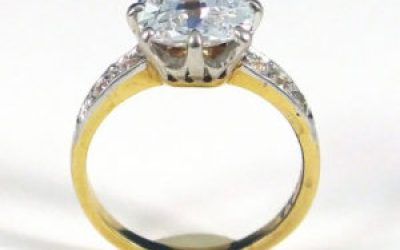 Engagement Ring Who Is Responsible For Insuring It The Russell
